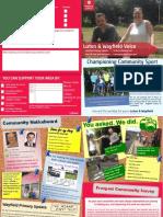 Luton & Wayfield Leaflet