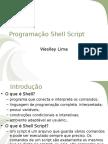 Aula 02 - Programação Shell Script