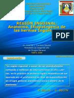 Hernia Orlando Anatomía
