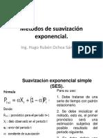 Metodos de Suavizacion Exponencial 2