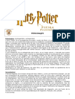 Harry Potter y La Piedra Filosofal - Resumen