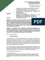 PRECEDENTE DE OBSERVANCIA OBLIGATORIA INDECOPI Nº 182-97-TDC