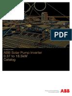 Abb Solar Pump Inverter
