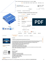 1CH Mini DVR C-DVR Motion Detection Video Radio Recorder TF Card Slot - US$29