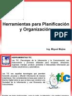 Upta-Herramientas Para Planificacion y Organicacion