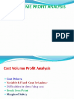 Unit-5 Cost Volume Profit Analysis (1)