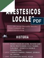 Anestesicos Locales Ok