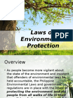 Laws on Environmental Protection