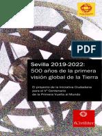 Sevilla 2019-2022_ 500 años de la primera vision global de la Tierra