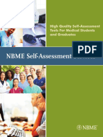 NBME Self Assessment Program Information Guide