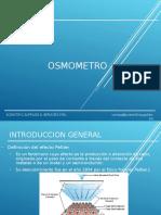 Osmometro Tipo 6