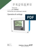 CM442 Manual Eng