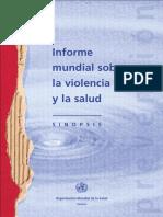 Oms Informe