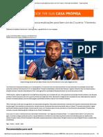 De Volta Ao Time, Manoel Busca Explicações Para Fase Ruim Do Cruzeiro_ 'Momento de Trabalhar' - Superesportes