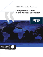 OECD Territorial Reviews-Competitive Cities in the Global Economy -Organiazation for Economic Cooperation and Development (2006)