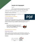 Funções Da Linguagem e Etc.