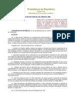 Decreto 6.869-2009 (ISPS)