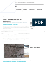 What is Carbonation of Concrete_ _ Civilblog