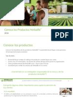 Conoce Productos 2016