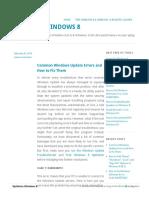 Optimize Windows 8   We show you how to Optimize Windows 8 (8.1.pdf