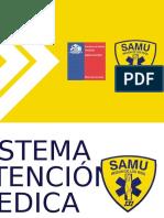 Camapaña de Difusion SAMU Los Rios