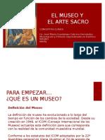 El Museo y El Arte Sacro