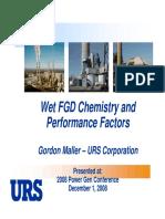 6-FGD Chemistry Module