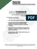 TorqueConverterCatalog_2012