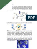 Redes de La Computadora OMEGA PC2 PC
