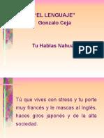 Tu Hablas Nahuatl.ppt