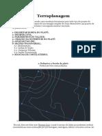 Terraplanagem Civil 3D