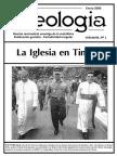 Ateologia nr. 1, Enero 2000
