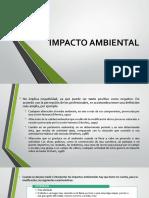 2.5. Evaluacion de Impactos Ambientales