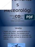 Instrumentos Meteorológico 12