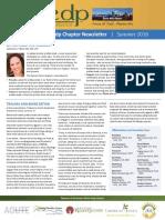 iaedp newsletter summer-2016