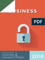 2016 Business Catalog