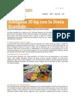 10 Dietas Para Adelgazar Http Www Adelgazarplus Com
