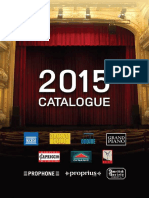 Naxos 2015 Catalogue
