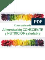 Alimentacion Conciente 5 - Módulo I - Teoría
