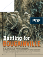 Battling for Bougainville