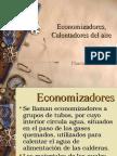 Economizadores y Calentadores Del Aire Reducido