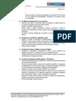 Plan y Programa de Auditoria 3