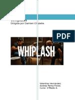 Ensayo de La Película Whiplash