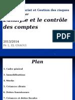 Analyse Et Contrôle Des Comptes