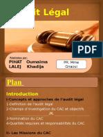 Audit Légal