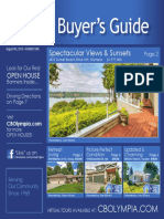 Coldwell Banker Olympia Real Estate Buyers Guide August 6th 2016