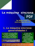 Máquina Síncrona