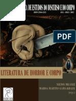 REDISCO Literatura de Horror e Corpo