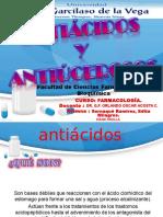 antiacidos- farmacologia