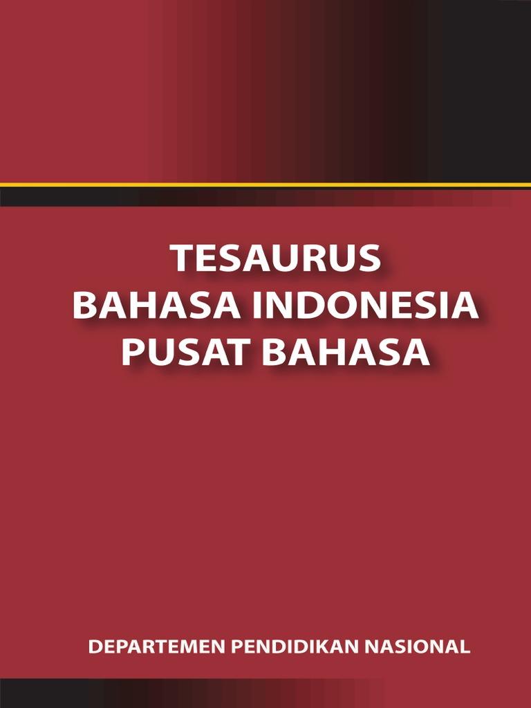 TesaurusIndonesia 2n